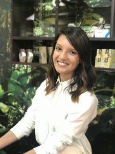 salon du chocolat em paris, abicam em paris, recepcionista brasileira em paris
