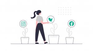 estratégia digital, parceria instagram, social media, community manager, community management