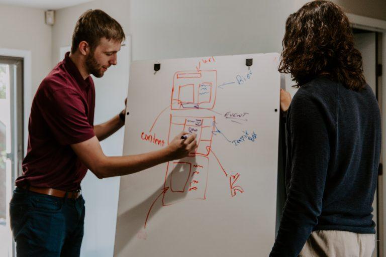 stratégie de contenu, content strategy, meeting, discussion, pourquoi créer un blog, why create a blog, blogue